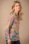 Grace Hill Silk Shirt