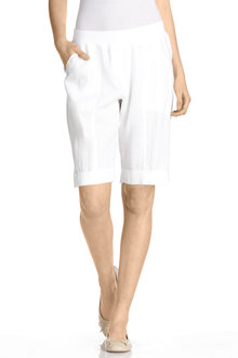 Capture Casual Linen Short