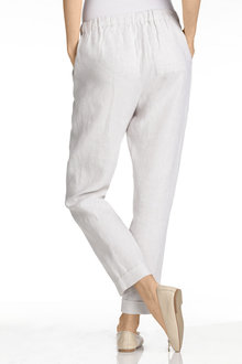Capture Casual Linen Pant