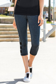 Isobar Active 3/4 Panelled Legging