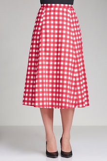 Capture Cotton Circle Skirt