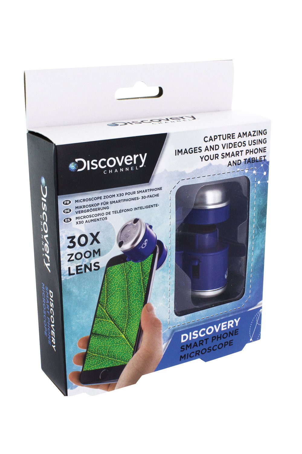 Discovery Channel Smart Phone Microscope Online | Shop