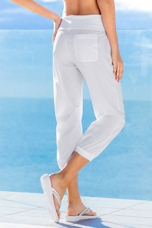 Capture Swimwear Fold Over Beach Pant