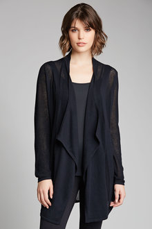 Grace Hill Waterfall Cardigan