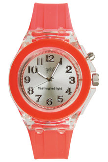 Gelati Flashing Light Watch