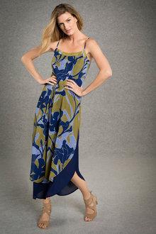Grace Hill Layered Slip Dress