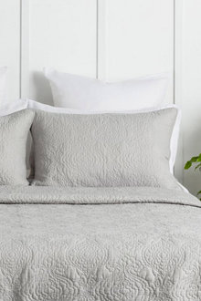 Camille Quilted Pillowcover