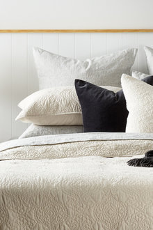 Camille Quilted Pillowcover - 182693