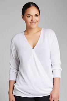 Plus Size - Sara Summer Cardigan