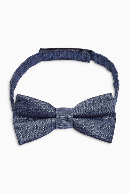Next Chambray Bow Tie