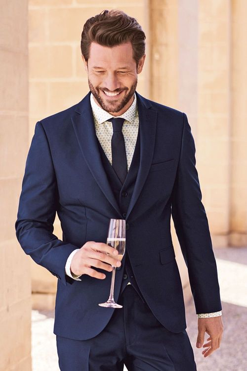 Next Shiny Suit: Jacket Tailored Fit