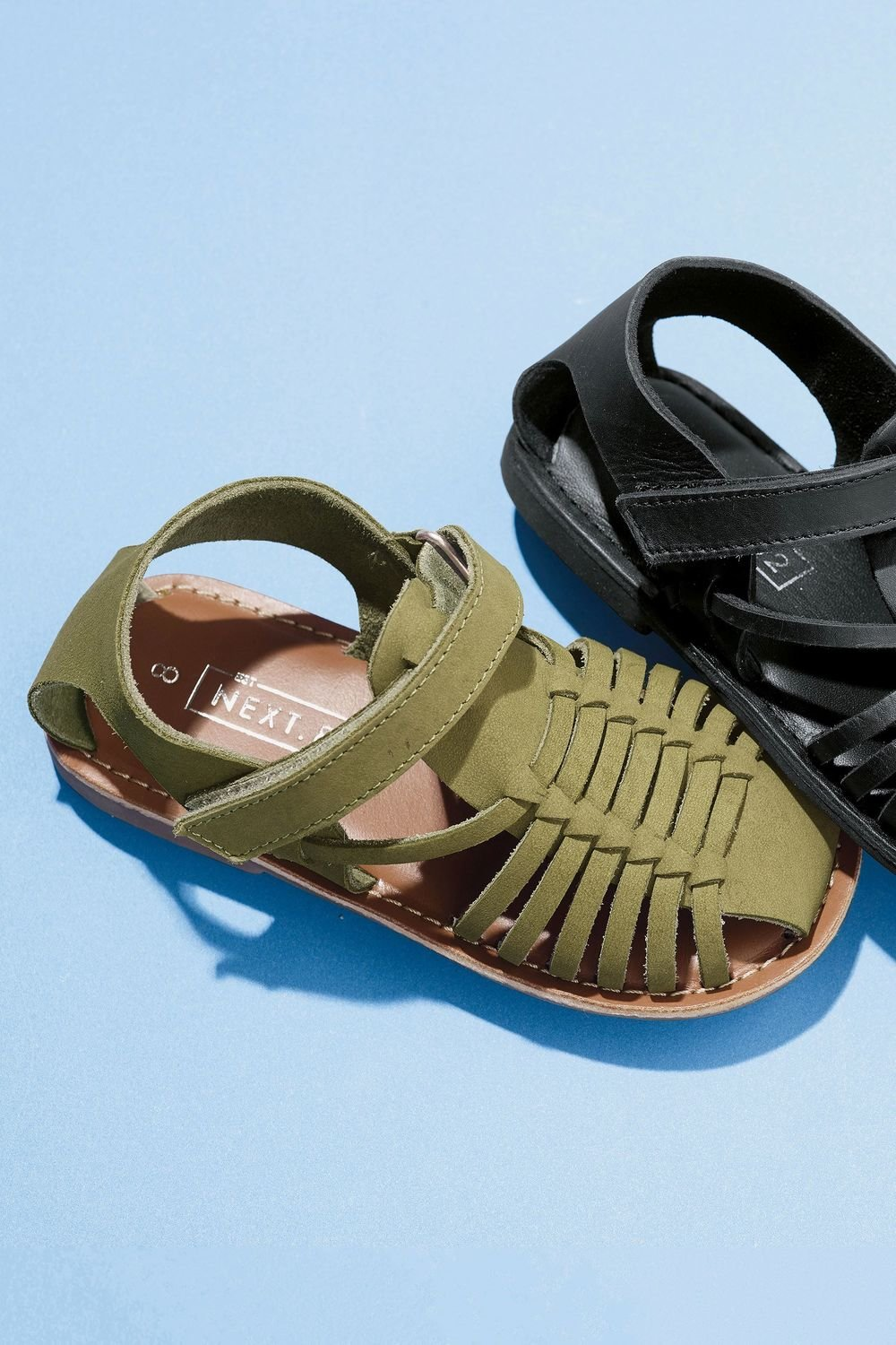 841c80276 Next Leather Woven Sandals (Younger Boys) Online