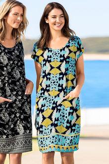 Capture Pocket Dress