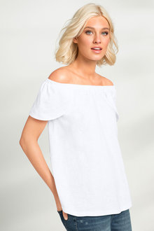 Capture Off The Shoulder Top