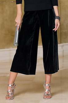 Together Velour Culottes