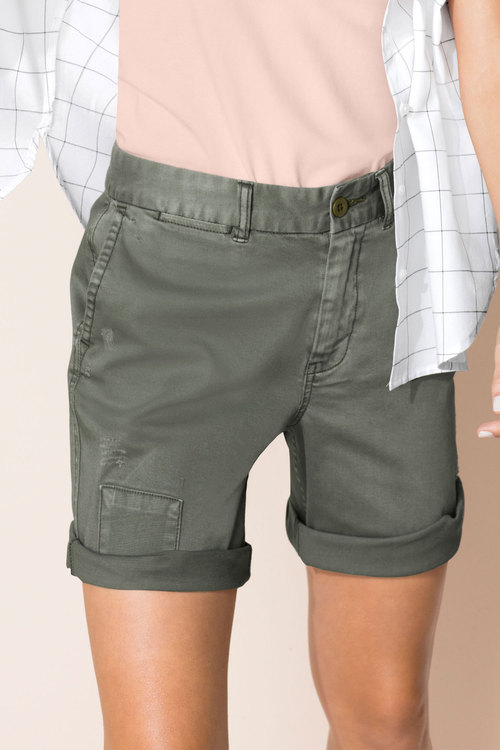 Emerge Vintage Chino Short