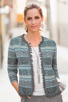 Together Knitted Cardigan