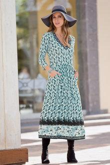 Together Midi Length Dress
