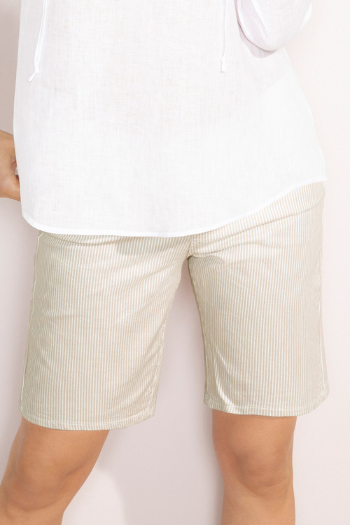 Capture Stripe Shorts