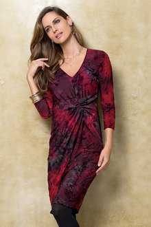Together Knot Detail Dress