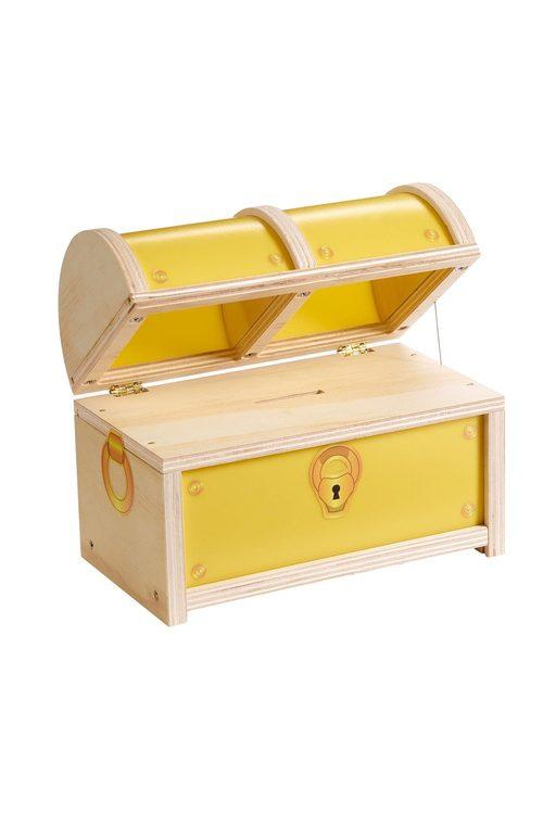 Red Tool Box DIY Treasure Chest