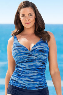 Plus Size - Quayside Woman Wrap Camisole