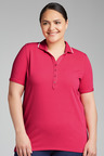 Plus Size - Sara Polo Shirt