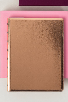 Saffiano A5 Refillable Notebook - 184012