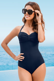 Quayside Bow Swimsuit