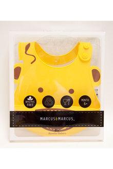 Marcus and Marcus Giraffe Bib