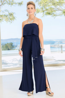 Together Jumpsuit with Tassels