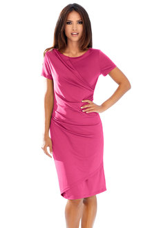 Heine Drape Jersey Dress