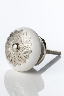 Eloise Ceramic Knobs Set of 2
