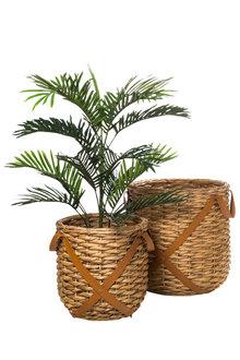 Gadot Woven Baskets Set of 2