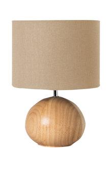 Maki Timber Lamp