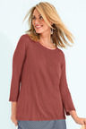 Capture Cotton Blend Jumper