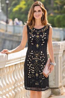 Together Bead Detail Dress