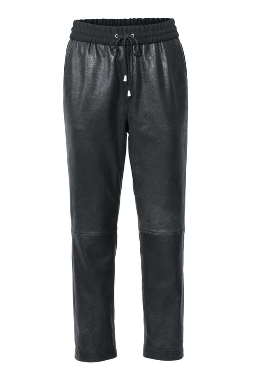 Heine Leather Jogger
