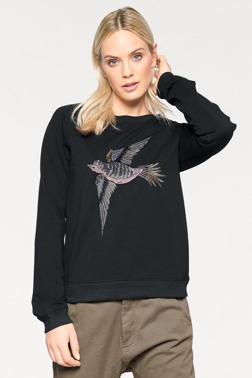 Heine Embroidery Detail Sweatshirt