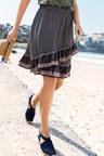 Emerge Ruffle Skirt