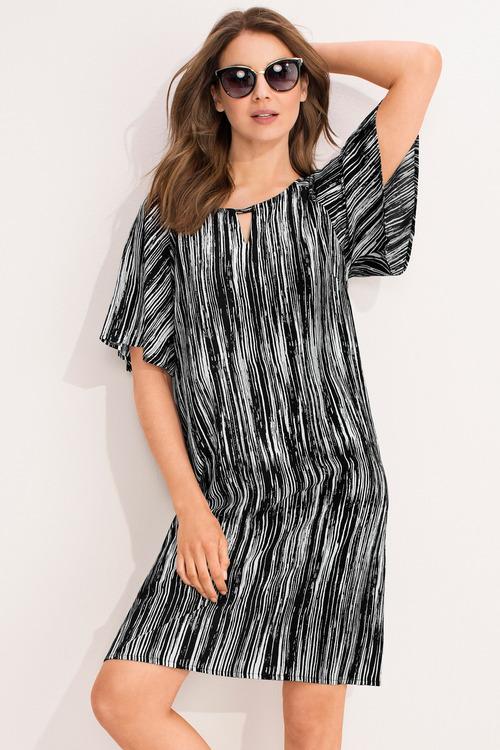 Capture Crinkly Dress