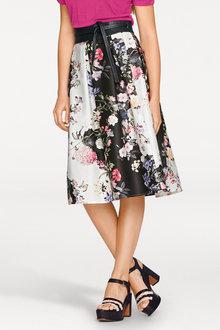 Heine Print Skirt