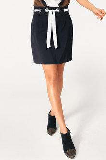 Heine Skirt with Belt - 184404