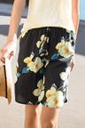 Emerge Longline Print Shorts