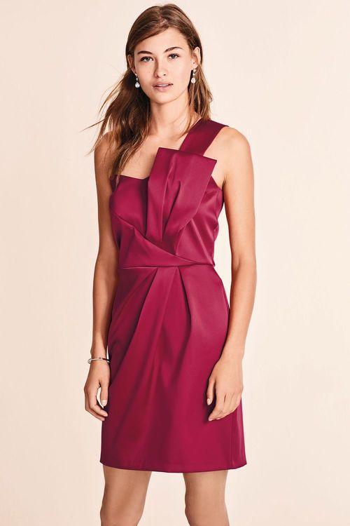 Next One Shoulder Dress