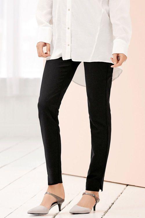 Next Skinny Zip Trousers