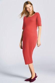 Next Maternity Rib Dress