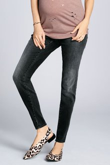 Next Maternity Contemporary Stud Jeans