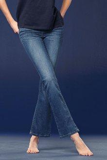 Next Boot Cut Jeans - Petite
