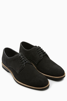 Next Suede Derby